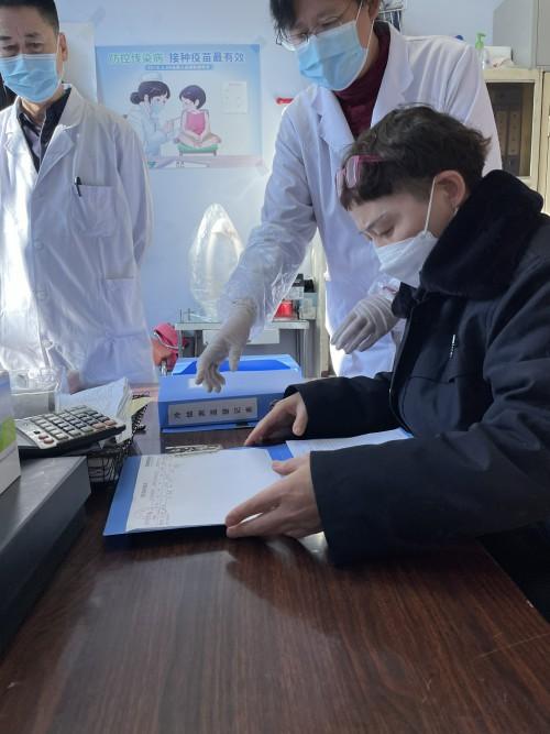 吉林抚松:加强新冠病毒疫苗流通环节监管督查