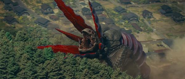 电影《新·奥特曼》放出首支预告片:巨大怪兽肆虐地球