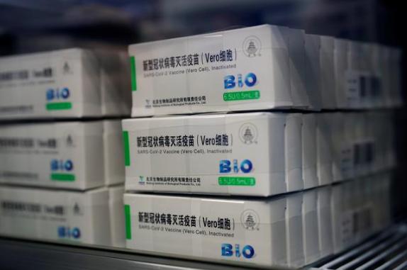 巴基斯坦派出专机接收中国新冠疫苗