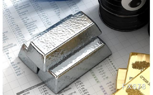 现货银价隔夜重挫8%后暂归平静,暴跌到底因何而起?