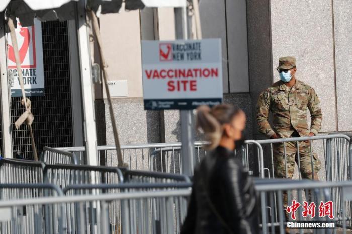 美国近300万儿童确诊新冠 世卫总干事呼吁疫苗研发适应病毒变化