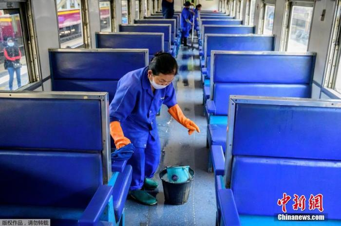 泰国公布疫苗分配计划 朱拉隆功大学宣布关闭至月底
