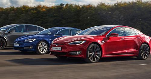分析师:特斯拉电动汽车1月份在欧洲18个关键市场新注册1619辆