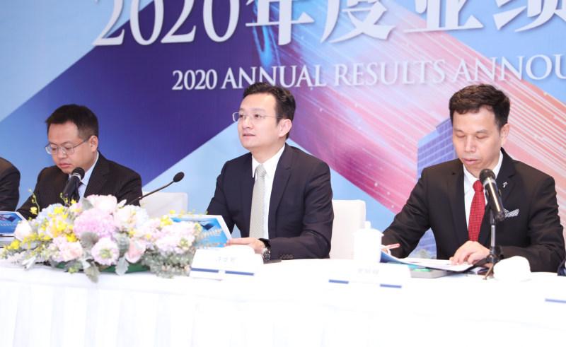 宝龙2021年销售目标为1050亿,许华芳称集中供地有利于溢价率下降