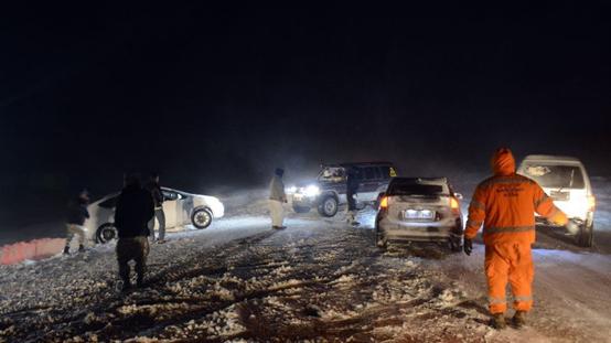 蒙古国暴风雪强沙尘天气致6人死亡 81人失踪