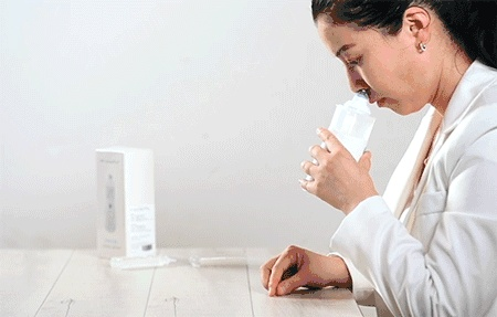 沙尘天气注意护鼻,简单一招让呼吸更舒畅