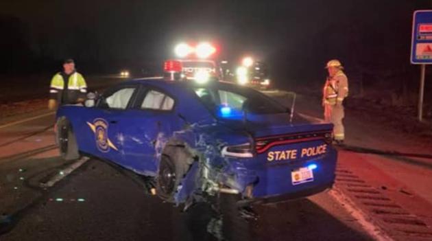 特斯拉Autopilot又惹事:ModelY撞上调查车祸的停泊警车
