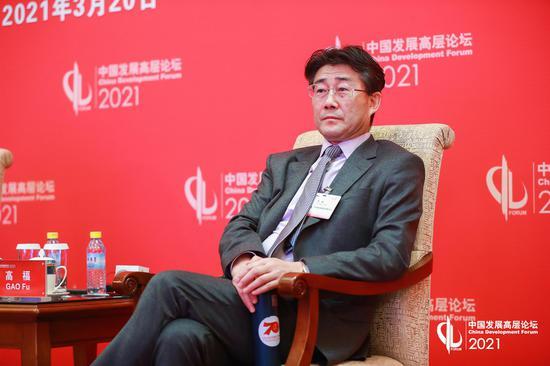 中疾控主任高福:世界如果不共享疫苗 病毒将会共享世界