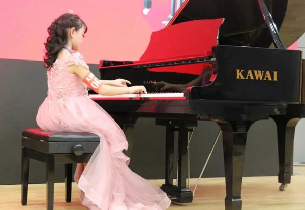 第六届KAWAI亚洲钢琴大赛托起琴坛新锐