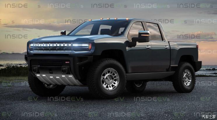 通用汽车确认推出Silverado纯电动版
