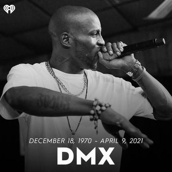 美国说唱歌手DMX去世:享年50岁、跟李连杰两次合演动作片