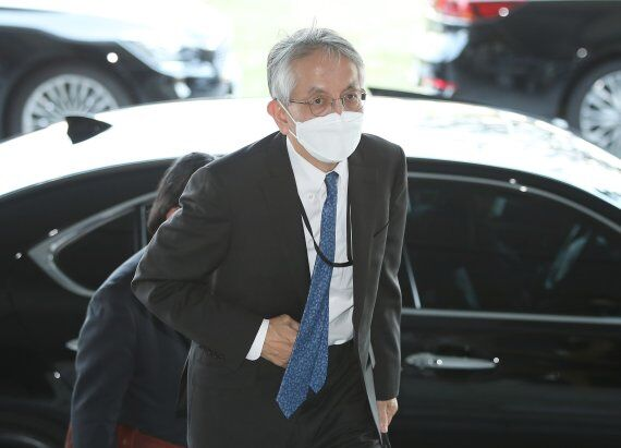 """还在自辩!日本驻韩大使宣称日本将以负责任态度处理核废水,""""不影响韩国等邻国环境"""""""