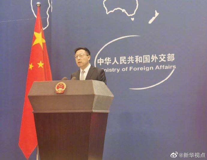 中方保留进一步作出反应的权利!外交部:海洋不是日本的垃圾桶