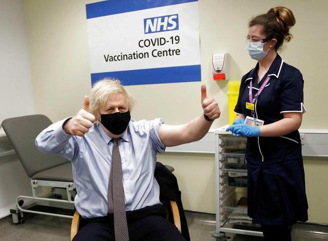 """终于熬过去了?英国学者:英国或已实现""""群体免疫""""了"""