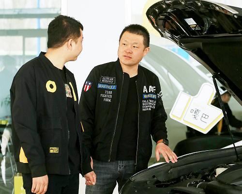 携手共荣 布局内蒙 小柠拍赤峰二手车拍卖中心开幕