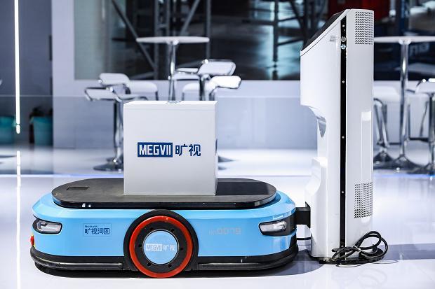 鹰眼设计彰显精准技术 旷视MegBot-T800获德国iF优秀产品设计奖