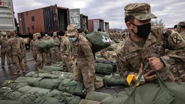 美高官说出阿富汗撤军真正目的,与中国有关?