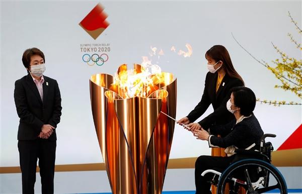 东京奥运会圣火传递出现新意外!出现新冠病毒集体感染:6人确诊