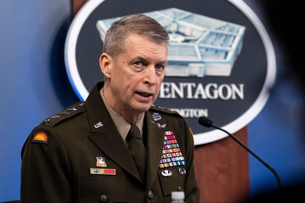 """在预算听证会上,美国民警卫队负责人:最紧迫建立""""太空国民警卫队"""""""
