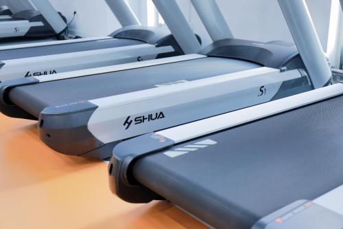 舒华体育:一家专注于减重的健身房到底长什么样?