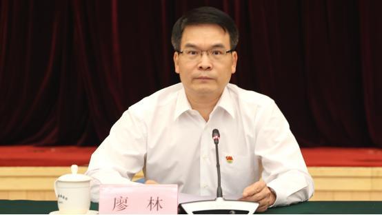 工商银行党委副书记、行长廖林