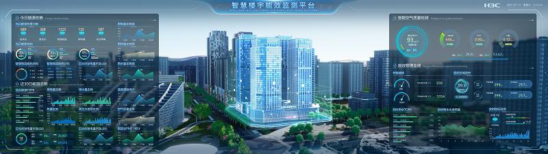 """""""双碳""""愿景下的智慧城市将如何生长?"""