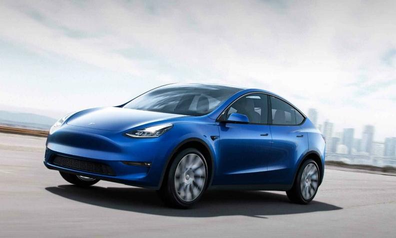 特斯拉预计年底前开始在德国生产Model Y