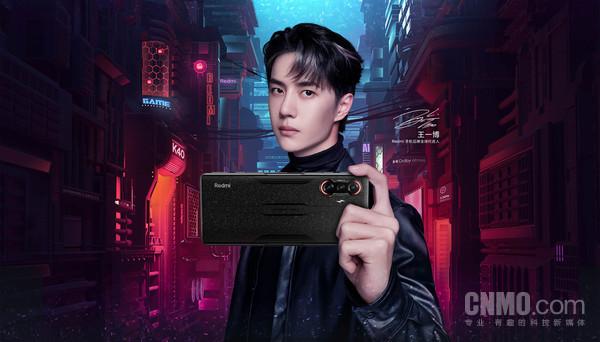 """Redmi K40游戏增强版逆鳞款开售 千""""机""""千面2699元"""