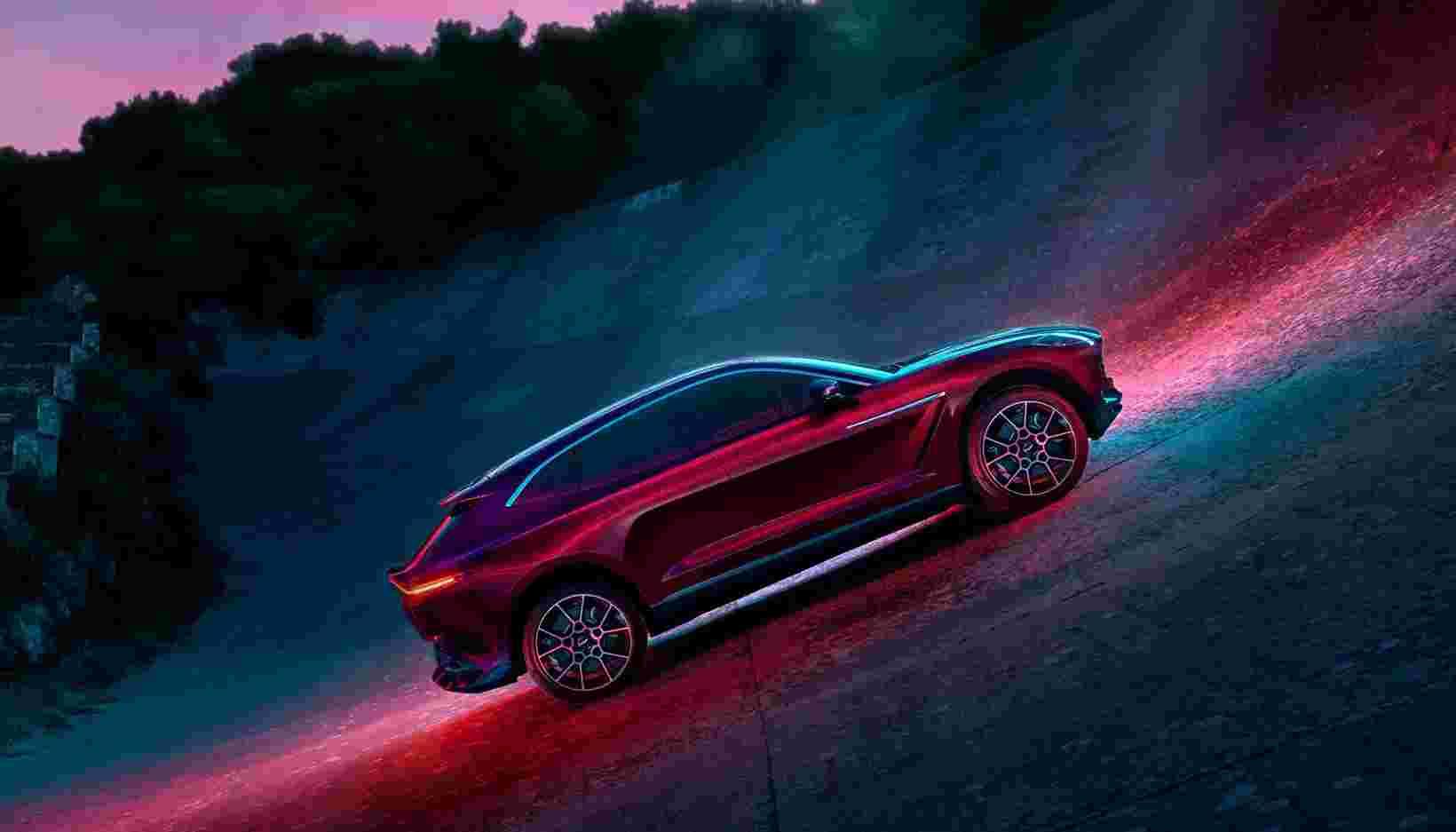 斯顿马丁中国SUV销量提升并避开芯片危机