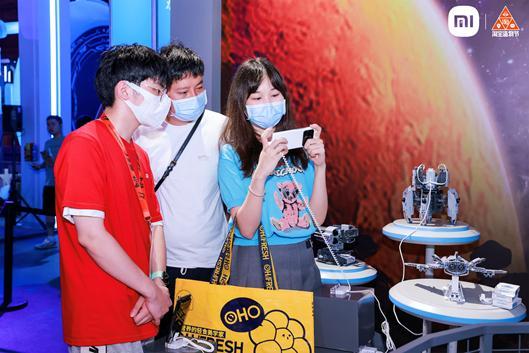 """幼米""""星际舰队""""出征淘宝造物节,玩转科幻脑洞"""
