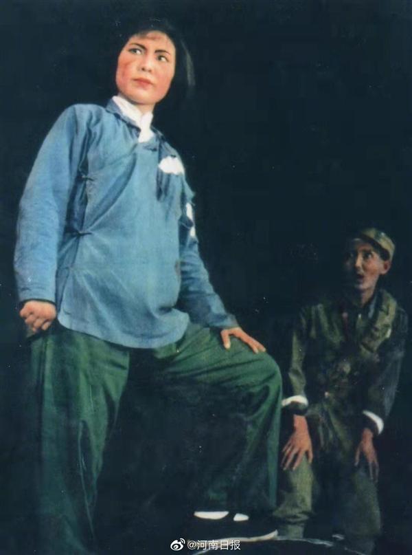 著名豫剧艺术家柳兰芳去世:《小二黑结婚》传世经典