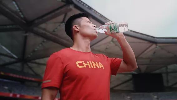 """华润怡宝助力第十四届""""全运会"""",CEO张伟通表示将继续大力支持体育事业"""