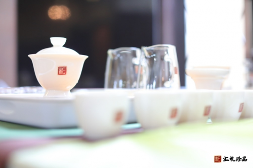 优选珍品茶,一饮见珍心:汇礼珍品多款高端茶叶礼盒闪耀中秋