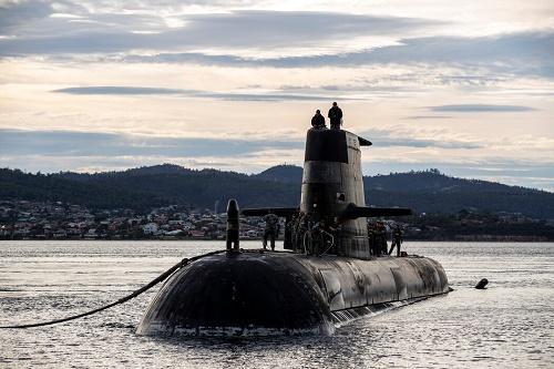 美媒:美国英国澳大利亚军事结盟搞出潜艇危机 或加速亚洲军备竞赛