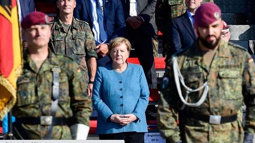 日媒:德国加油站小哥要求客人戴口罩被枪杀 总理默克尔表示很无语