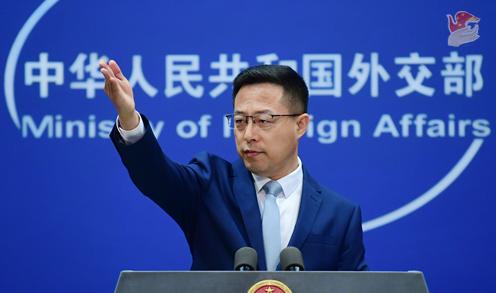 """外交部发布""""美国干预香港事务、支持反中乱港势力事实清单"""",赵立坚进一步声明!"""