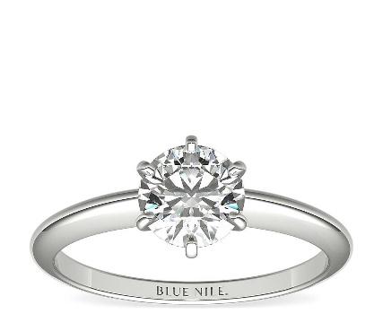 """就""""耀""""此刻 Blue Nile见证浪漫婚礼季"""