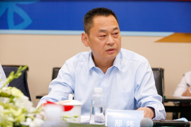 中国保险行业协会党委书记、会长 邢炜