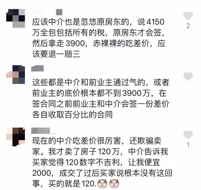 女子花4150万买豪宅,被中介吃250万差价?中原地产紧急回应!行业协会介入