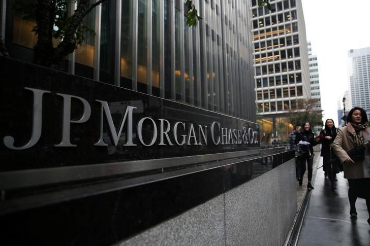 中国富人数量居世界第二  摩根大通考虑在中国设立私人银行